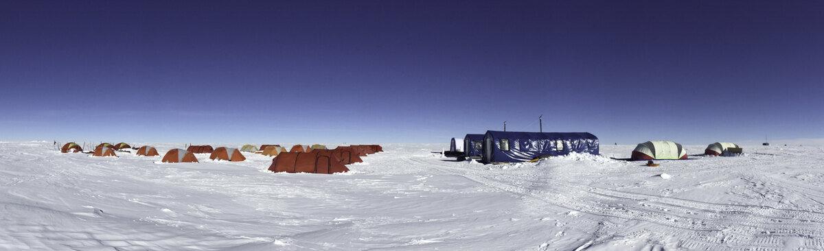 ALE's South Pole Camp