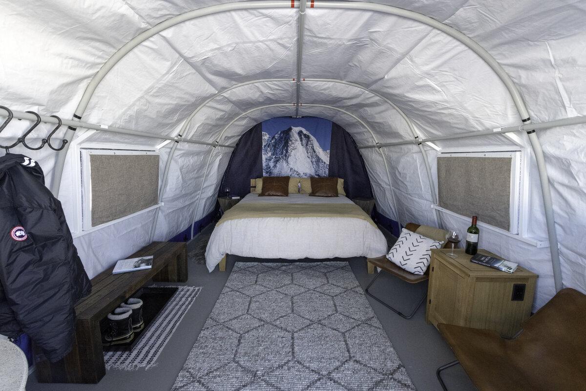 King sleeping suite